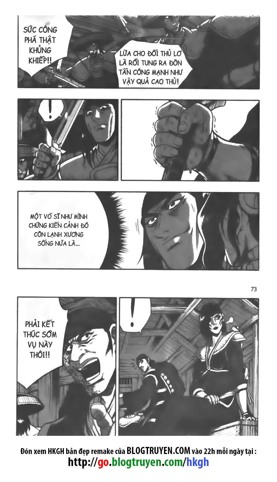 Hiệp Khách Giang Hồ - Hiệp Khách Giang Hồ Chap 343 - Pic 8