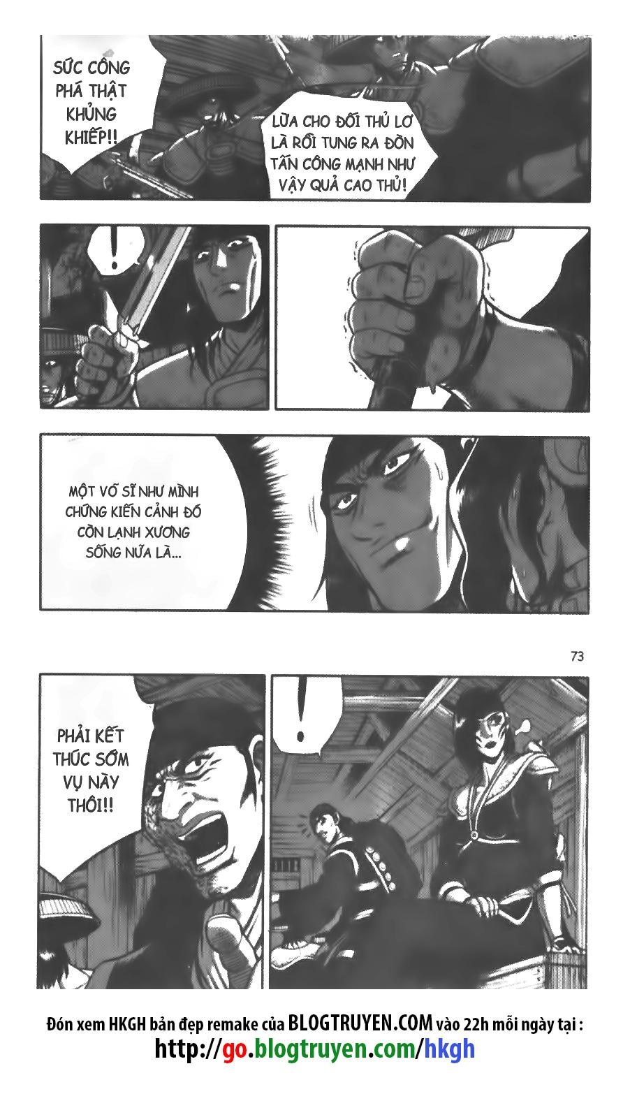 Hiệp Khách Giang Hồ chap 343 page 8 - IZTruyenTranh.com