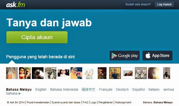 Laman sosial Ask.fm