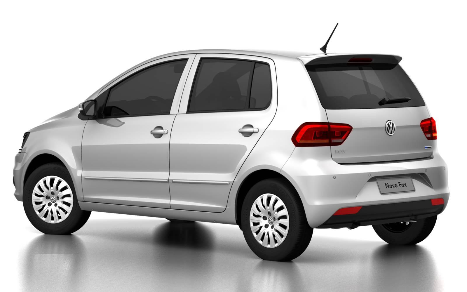 O Fox Vai Sair De Linha Novo Volkswagen Fox 20...
