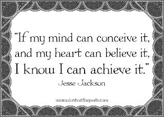 Achieve quote