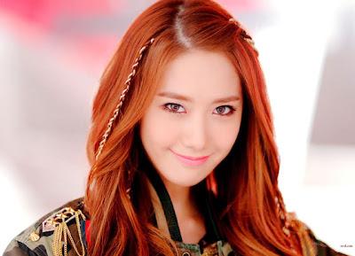 Gaya rambut si cantik yoona 'snsd'