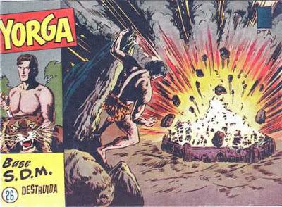 Yorga Nº 26-Hispano Americana de Ediciones