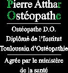 Osteopathe Perpignan Pierre Atthar