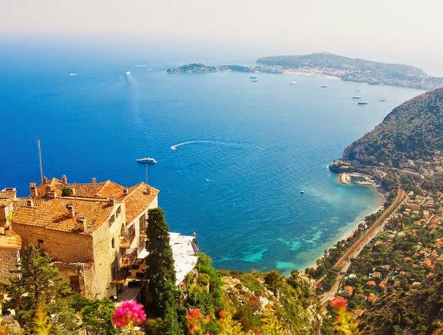 Eze Village French Riviera