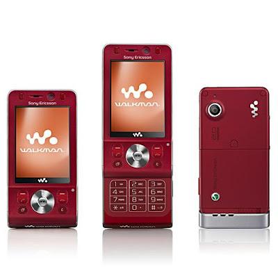 Sony Ericsson Mobile model w910