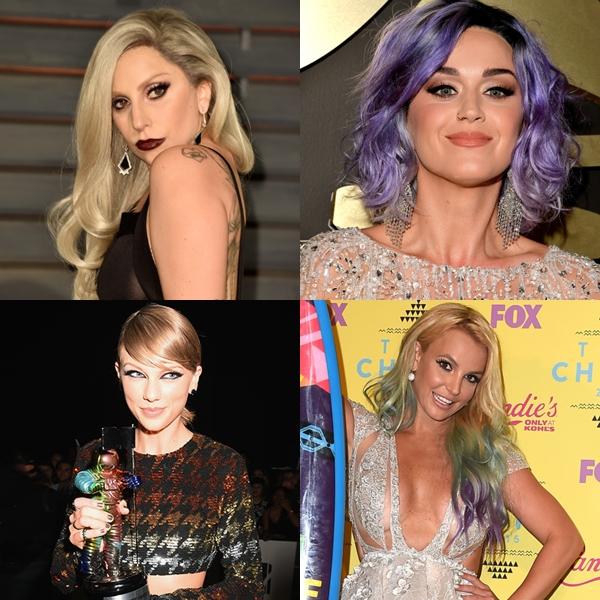 Las 10 cantantes mejor pagadas del 2015 según Forbes