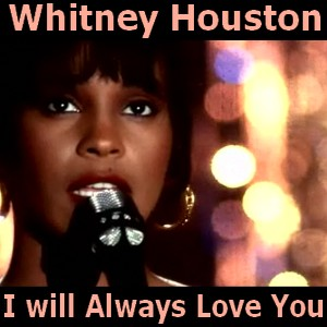 Whitney Houston - I will Always Love You - Acordes D Canciones