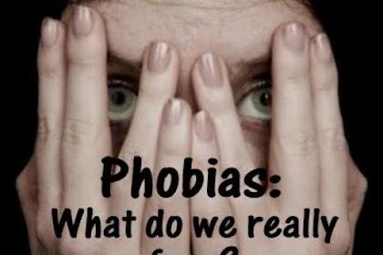 10 Fobia Unik Dan Aneh Sepanjang Masa