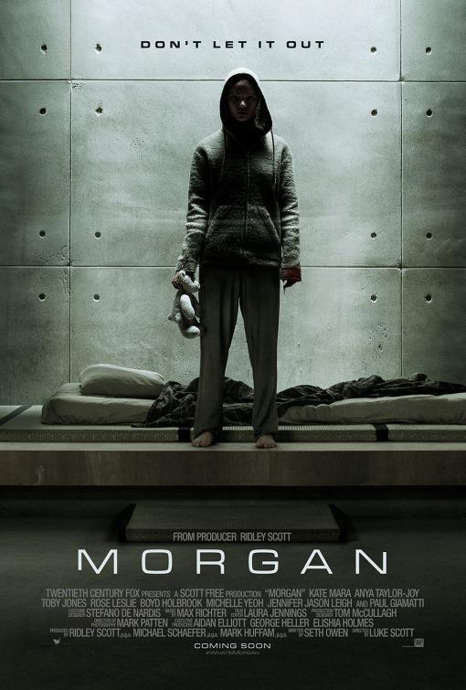 Morgan: A Evolução Torrent – BluRay 720p e 1080p Dual Áudio