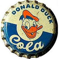 cola disney double bubble nostalgic memories old vintage bottle caps
