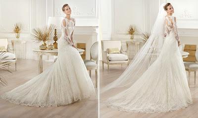 Pronovias Wedding Dresses - Wedding Dress Collection 2014