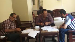 احمد ابو غربية, التعليم, المعلمين, ايمن لطفى, سعيد الصباغ, طارق ضوة, طارق فاروق, قانون التعليم,