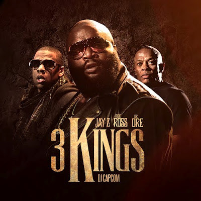 Rick Ross - 3 Kings (feat. Dr. Dre and Jay Z) Lirik dan Video