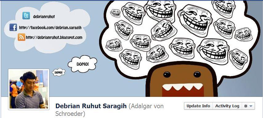 Debrian Ruhut Blog