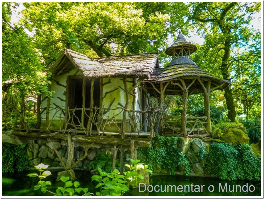 Casa de chá; Quinta da Aveleda