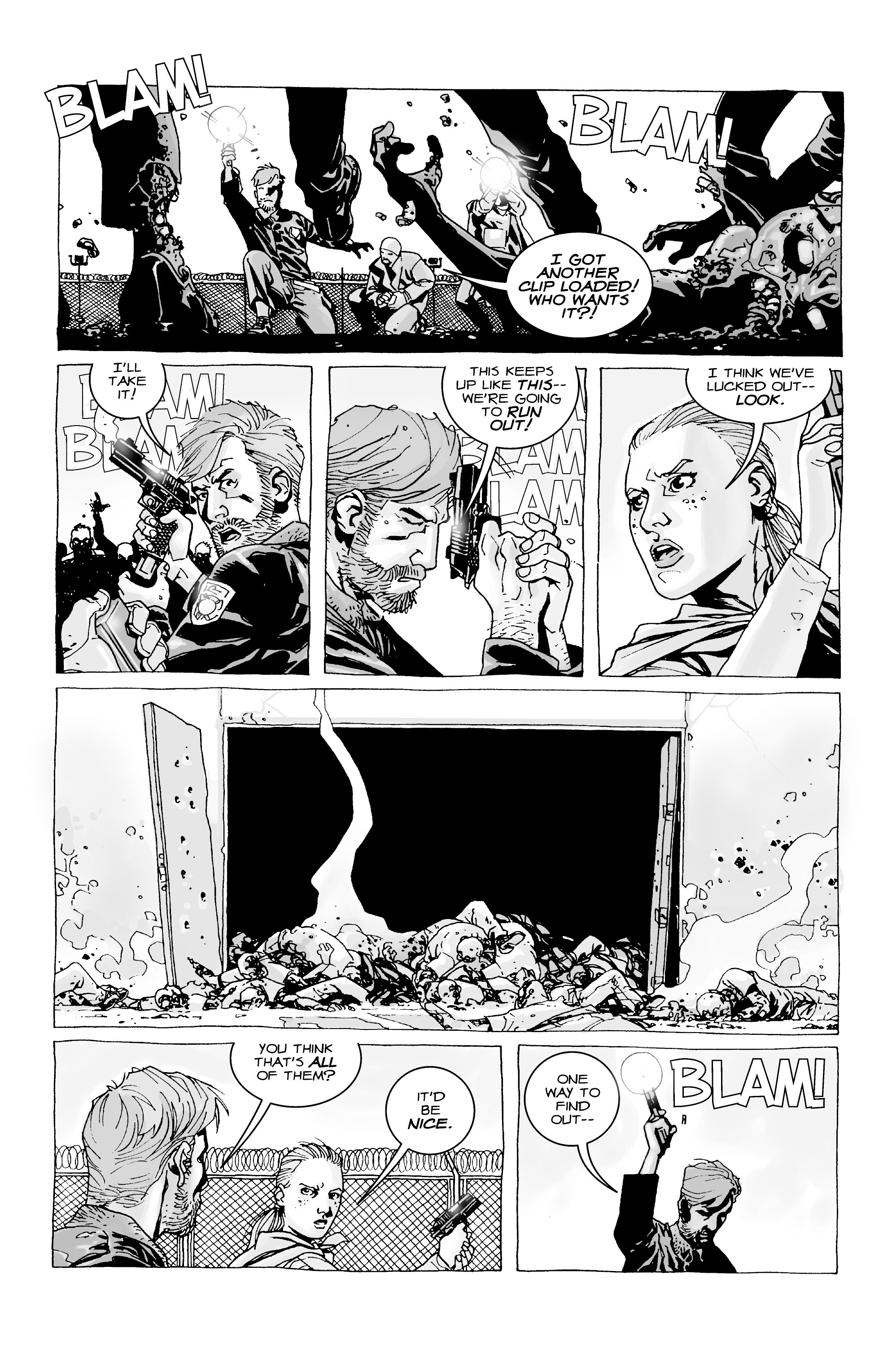 The Walking Dead Issue #13 Page 14