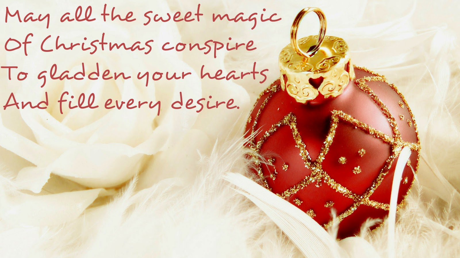 Delightful Merry Christmas Greetings Quotes