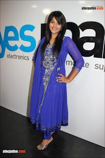 Anjali+in+blue+at+yes+mart+11+  +AtoZpuLse.com Exclusive Anjali latest cute photos   AtoZpuLse