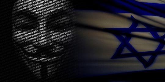 Hacker Internasional akan Hapus Israel dari Dunia Maya