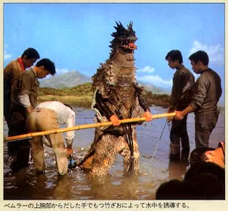 Behind The scene Ultraman Era Showa