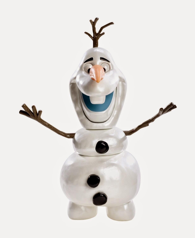 JUGUETES - DISNEY Frozen - Muñeco de Nieve Olaf  Producto Oficial | Mattel | A partir de 3 años