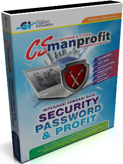 Software CS-ManProfit ~ Password Manager