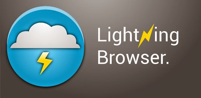 LIGHTNING Browser + apk