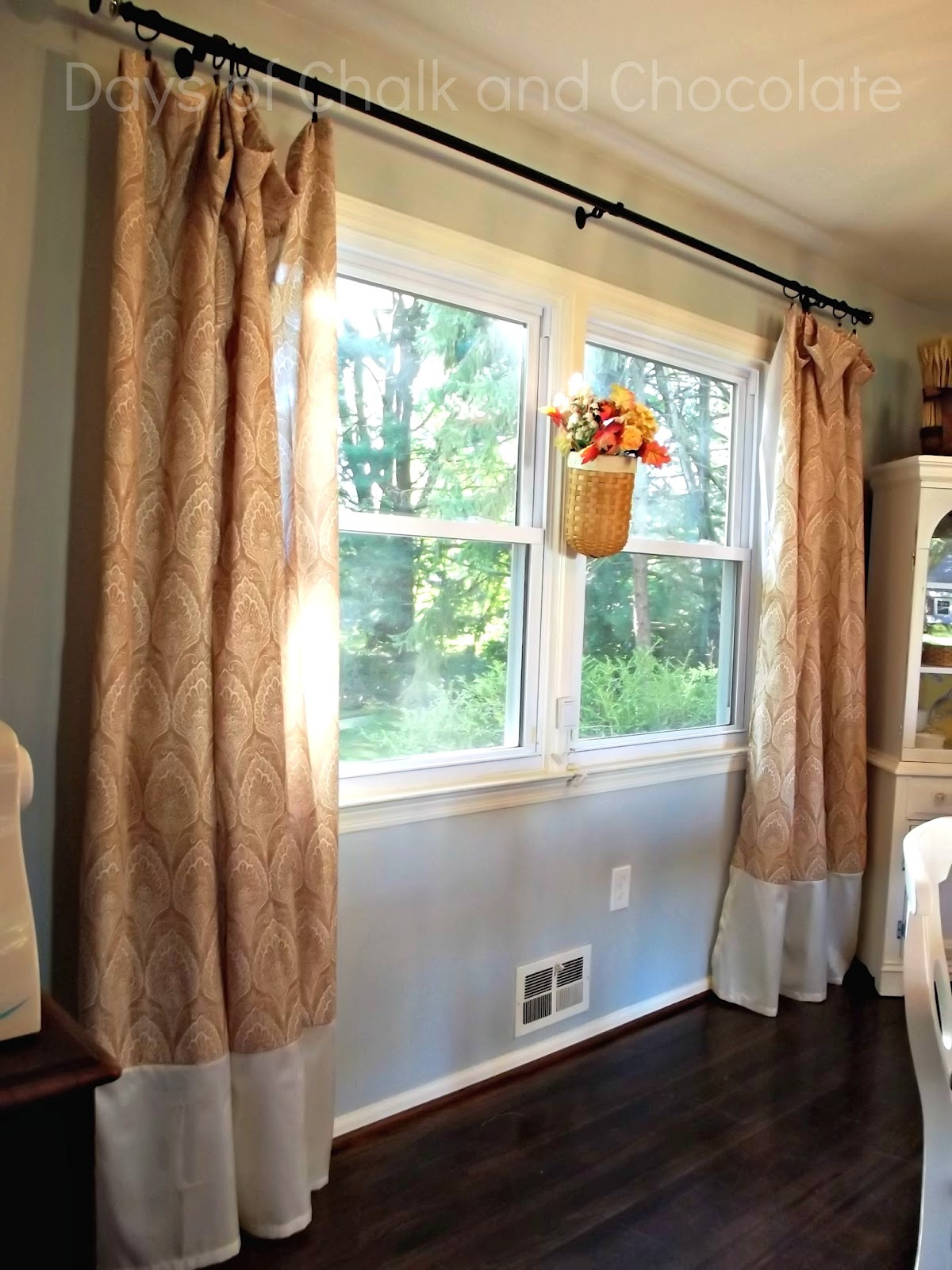 Pottery barn silk curtains - Pottery Barn Silk Curtains
