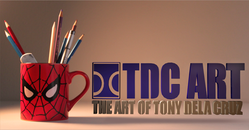The Art blog of Tony Dela Cruz