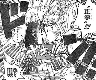 Baca Komik One Piece Chapter 709 Bahasa Indonesia