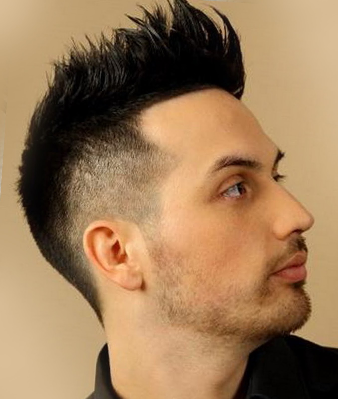 men mohawk hairstyle 2016 | hairstyles spot