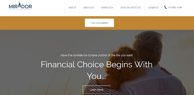 trusted financial and wealth management consultants in Sydney