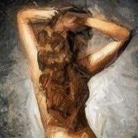 'Noia d'esquena (Cristina Cray)'
