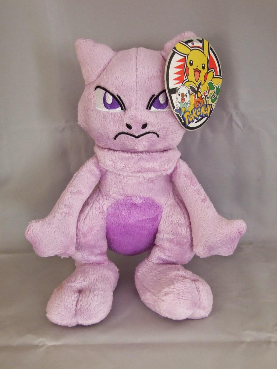 Peluche Pokemon Mewtwo
