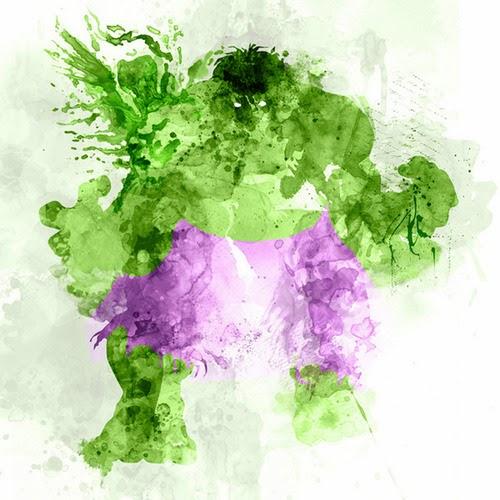 Hulk by Kacper Kiec