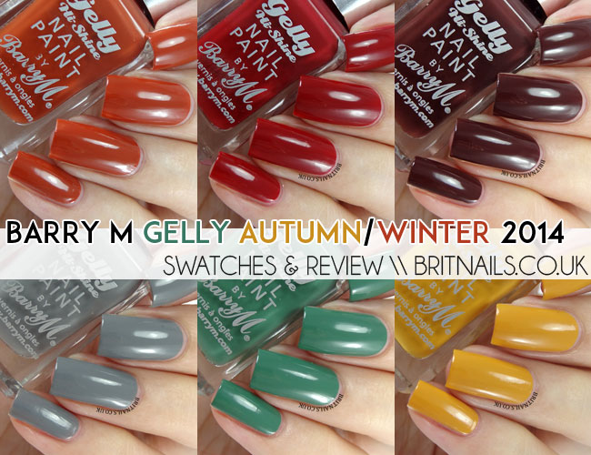 Barry M Gelly 2014