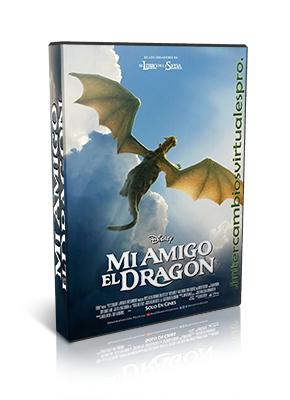 Descargar Mi Amigo el Dragón (Peter y el Dragón) (2017)