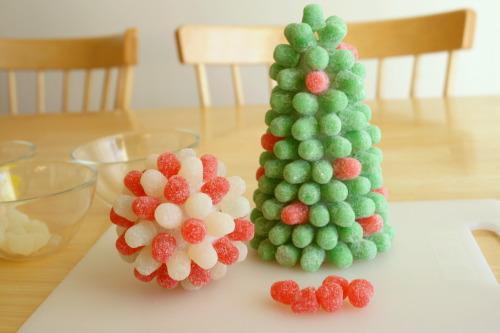 Cute food for kids 35 edible christmas tree craft ideas for Edible christmas crafts for kids
