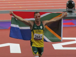 oscar-pistorius-south-africa-flag