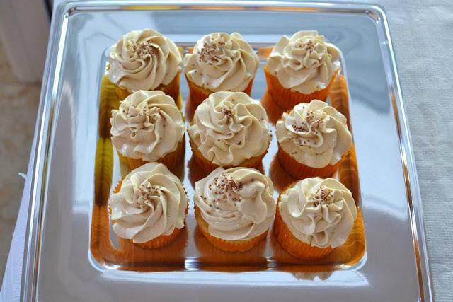 cupcakes de Moka inauguracion Pizzeria Angelo Castello de Rugat logo impresion comestible Sugar Dreams Gandia