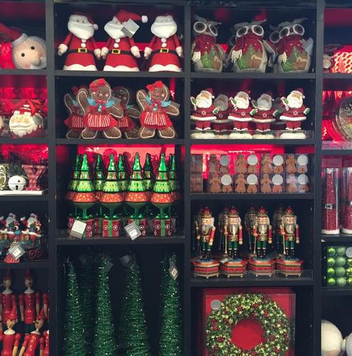 Christmas Decorations Myer : Myer christmas giftorium