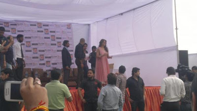 Bipasha Basu's Aatma movie @ Jaipur promotion