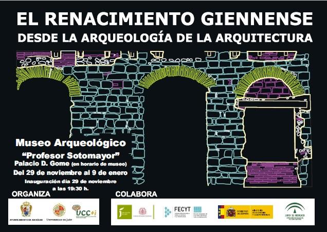 El Renacimiento giennense desde la arqueología de la arquitectura