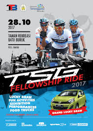 TSG Fellowship Ride 2017 - 28 October 2017