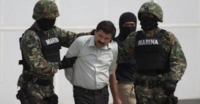 Se fuga el Chapo Guzmán por segunda vez