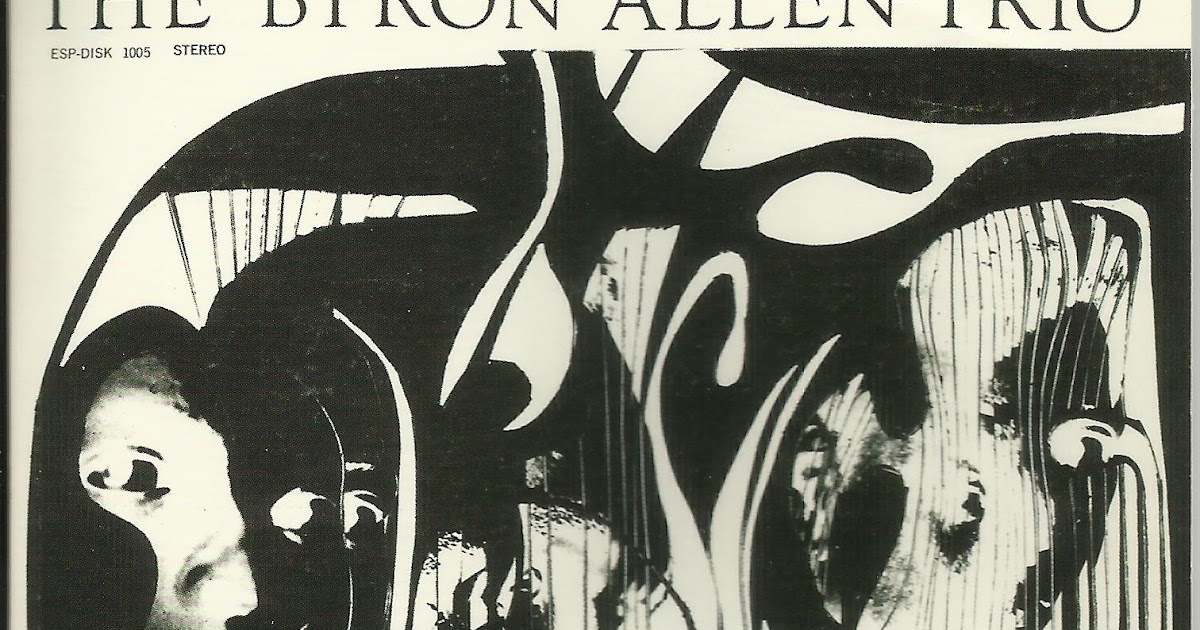 Byron Allen Trio The Byron Allen Trio