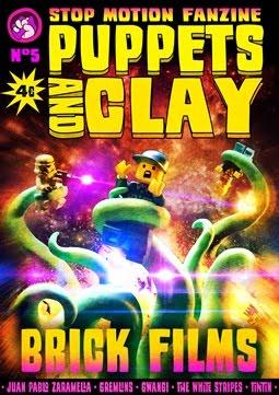 Puppets & Clay Fanzine Nº5