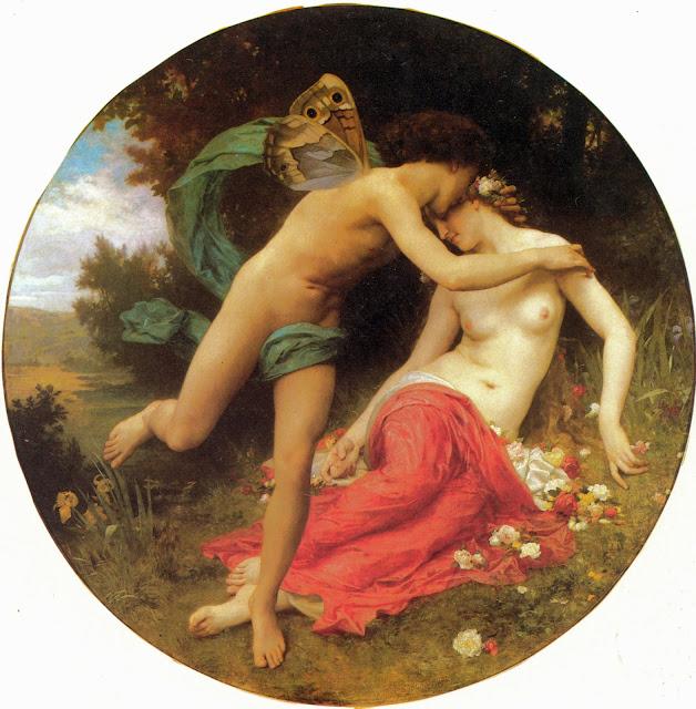 psyche,cupid,cute couple