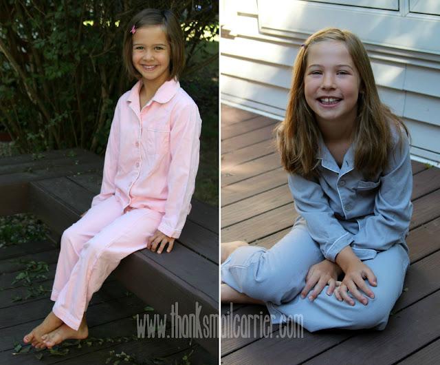 Petite Plume pajama sets